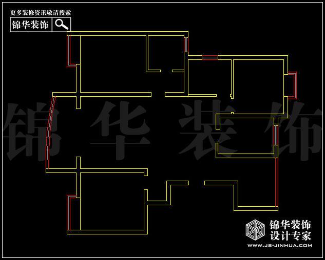 亚东观云国际126平米户型解析-装修设计方案-南京