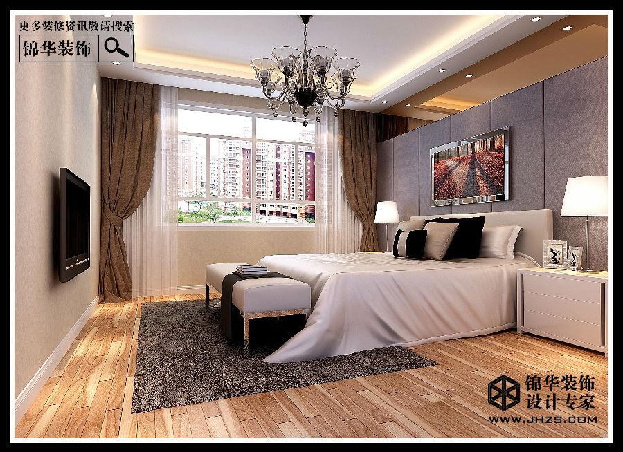 溧阳时代景城顶楼跃层复式现代风格装修效果图装修 跃层复式 现代简