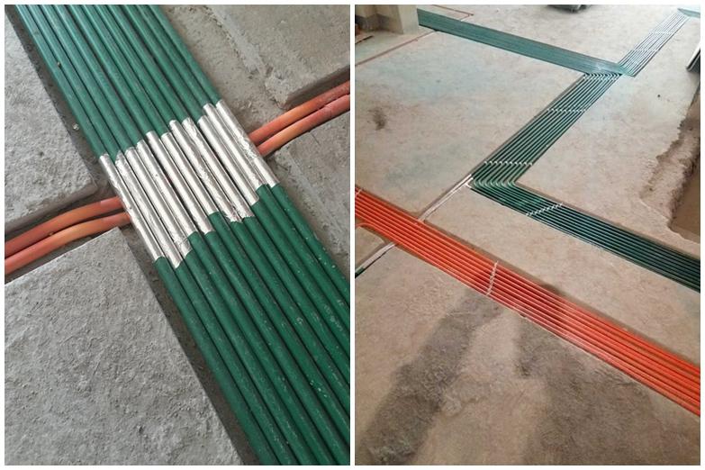 规范工地—水路施工工艺-水电 装修工艺解说 湖州锦华装饰