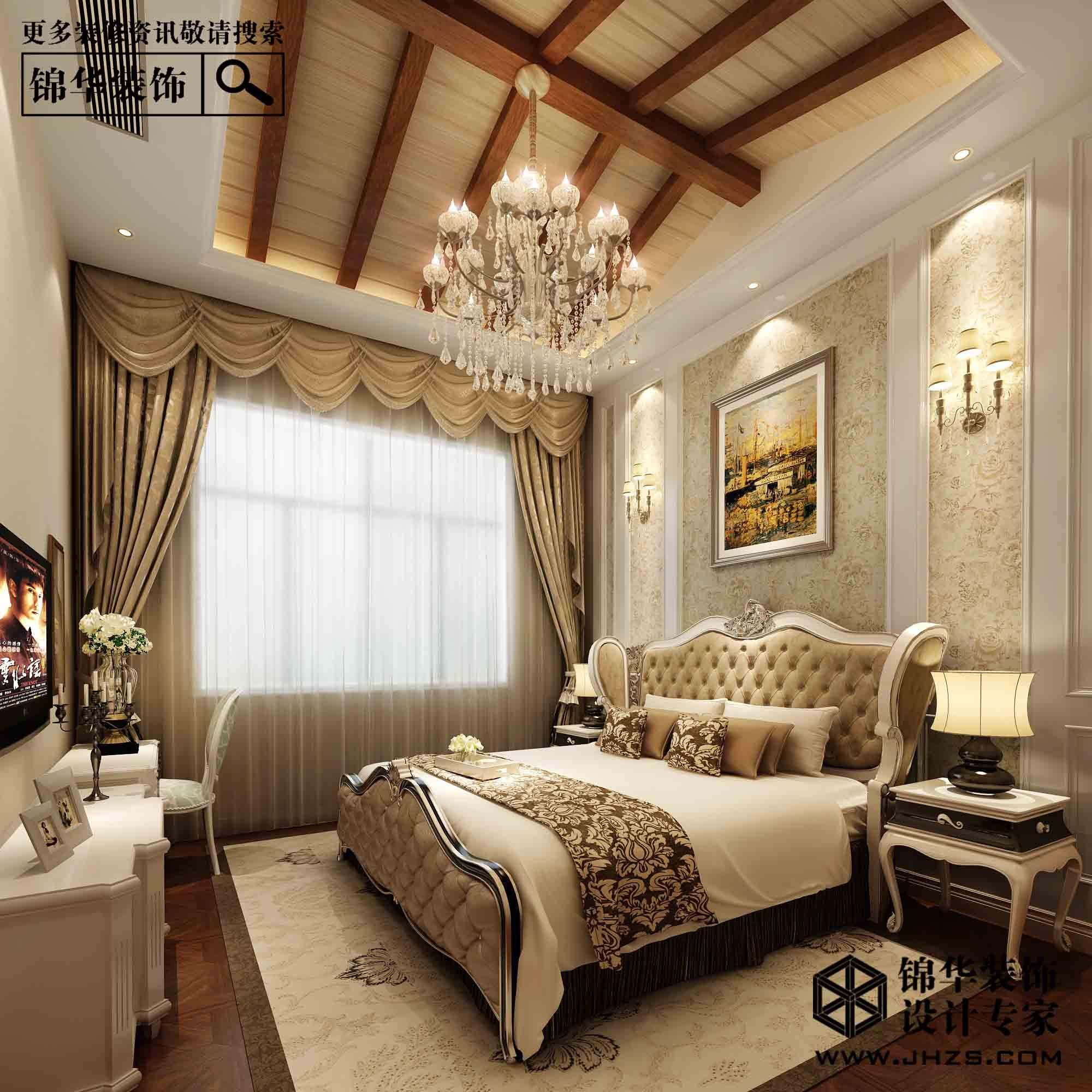 溧阳碧桂园别墅美式风格图片