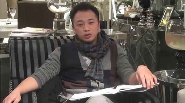 戴辉军设计师个人介绍