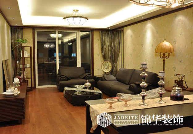 山语银城F1户型简约风格三室两厅实景样板间