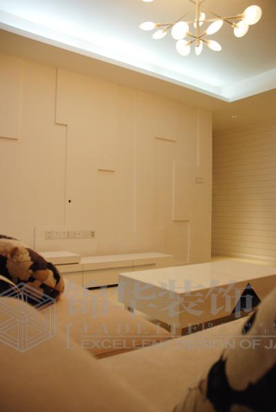 中海国际社区装修-两室两厅-现代简约