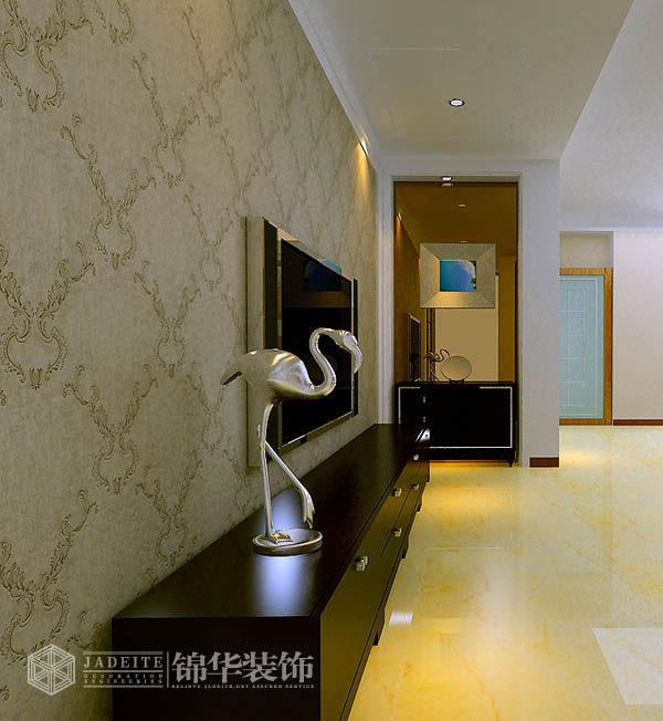 天山绿洲装修-三室两厅-现代简约