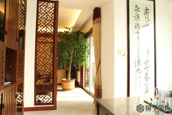 屋亦有情(新)装修-三室两厅-新中式