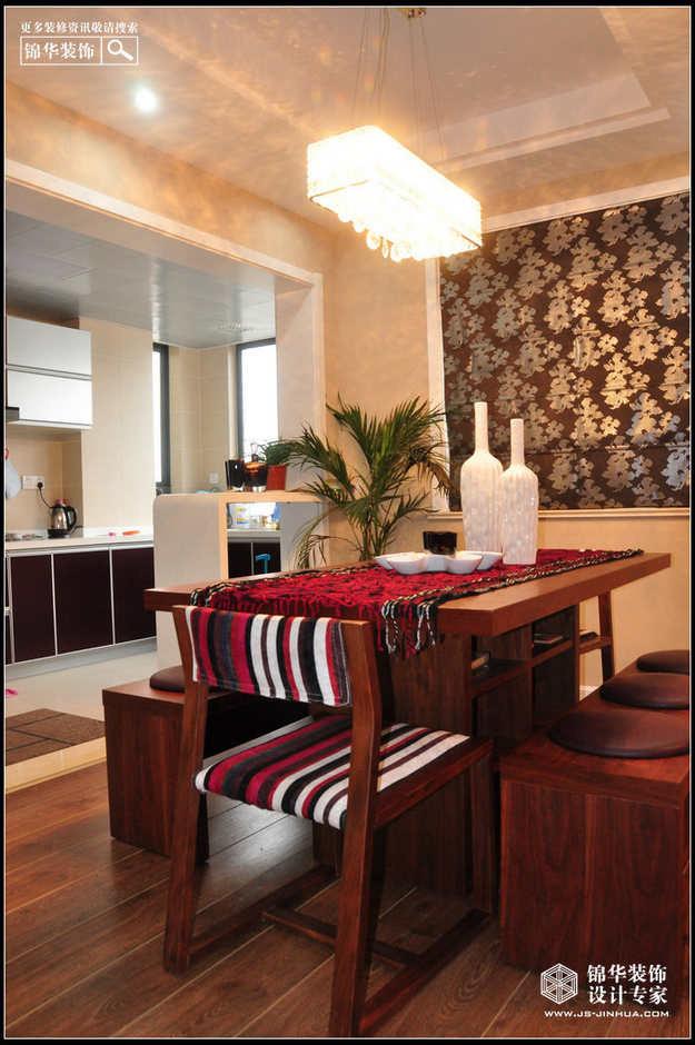 融侨中央枫树街区 装修-三室两厅-现代简约