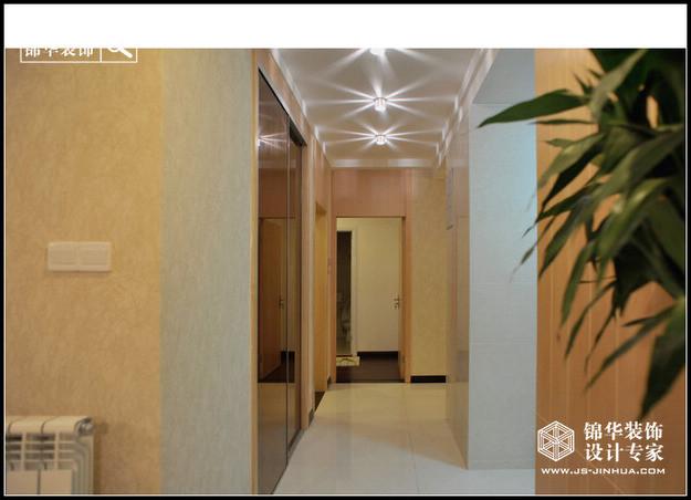工程兵学院装修-三室两厅-现代简约