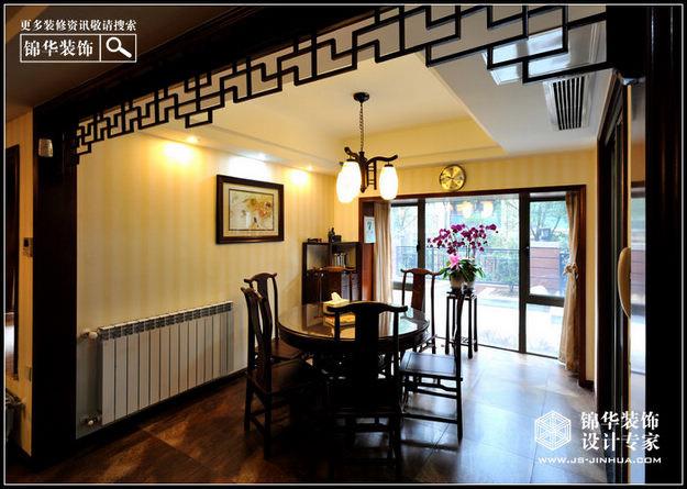 东方风韵-栖园装修-别墅图片大全-新中式风格