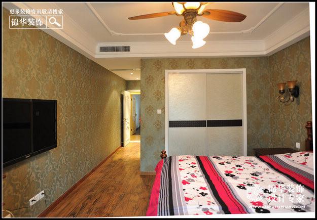 雅居乐装修-三室两厅-现代简约