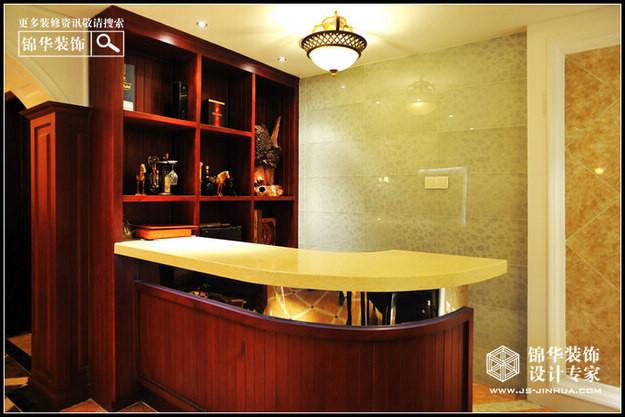 酒架-装修图片-南京锦华装饰设计公司