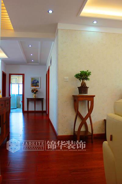 凤城国际装修-三室两厅-新中式