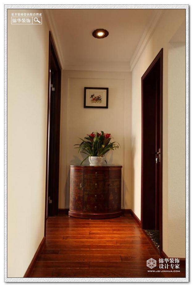 文思苑装修-三室两厅-新中式