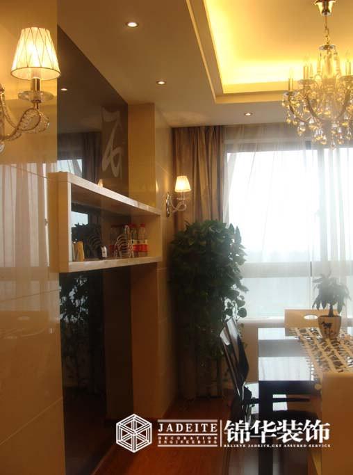 凤凰城简约风格三室两厅效果图 装修-三室两厅-现代简约