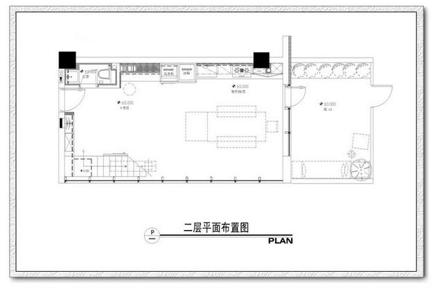 外滩公馆装修-跃层复式-现代简约
