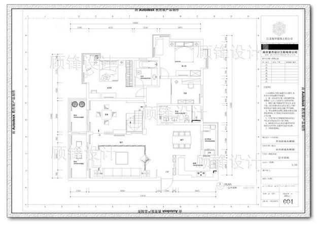 奥体木樨园装修-跃层复式-现代简约