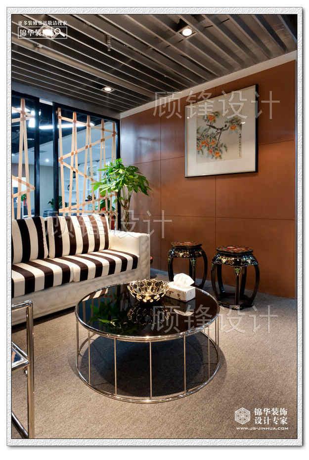 华侨大厦装修-大户型-现代简约风格