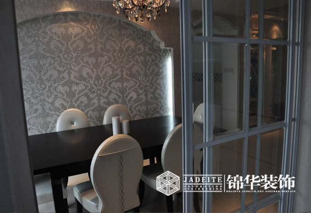 第一国际三室两厅简约风格实景样板间装修 三室两厅装修效果图 现代