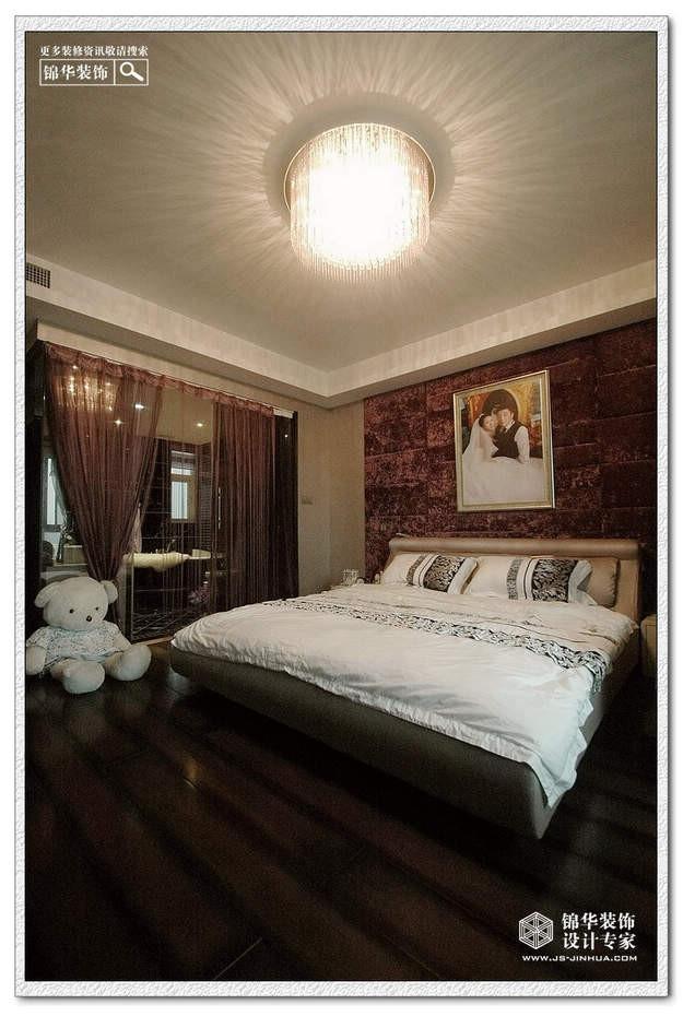 雅居乐花园装修-三室两厅-现代简约