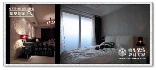 上城风景装修-三室两厅-现代简约