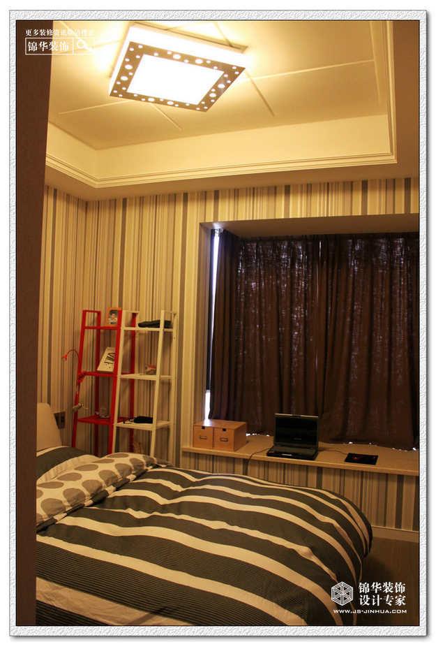 中海塞纳丽装修-三室两厅-现代简约