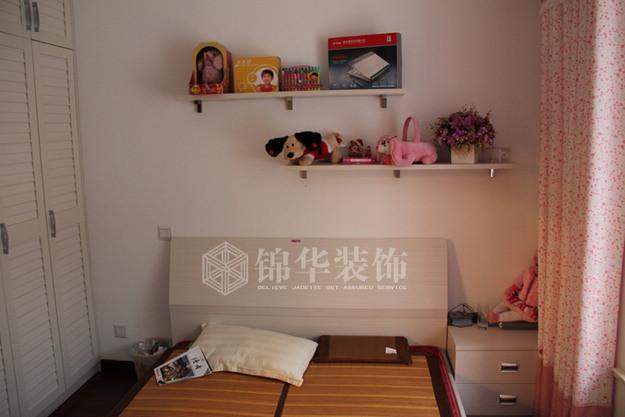 清华名居(新)装修-三室两厅-现代简约
