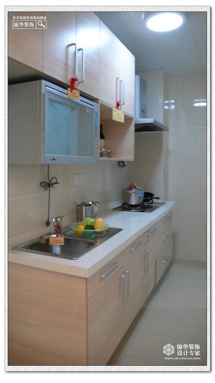 厨房装修效果图-装修图片-南京锦华装饰