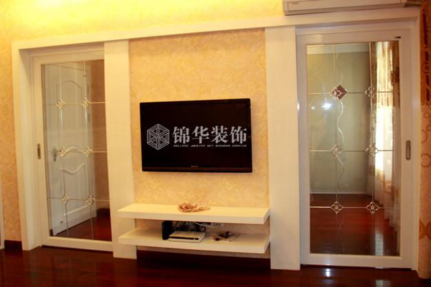 紫金花园(新)装修-三室两厅-简欧
