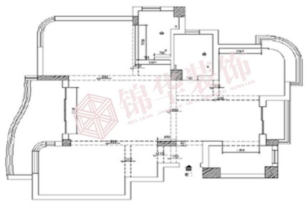 钱江方洲(新)装修-三室两厅-现代简约