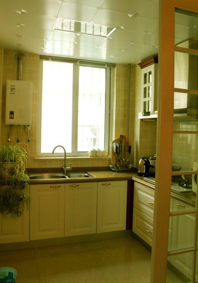 廚房裝修效果圖-裝修圖片-淮安錦華裝飾