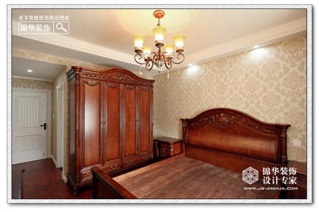 棋格主张-融侨中央花园装修-三室两厅-新古典