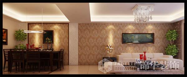 雅居乐花园3装修-三室两厅-现代简约