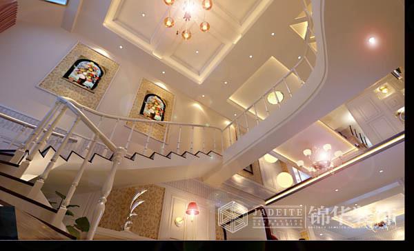 运盛美之国装修-别墅-欧式古典
