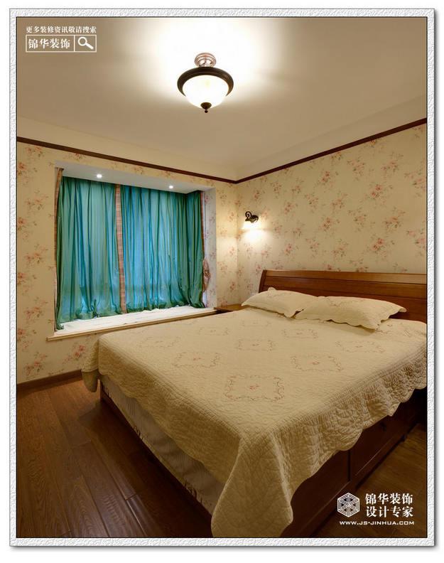 金王府装修 三室两厅装修效果图 地中海风格