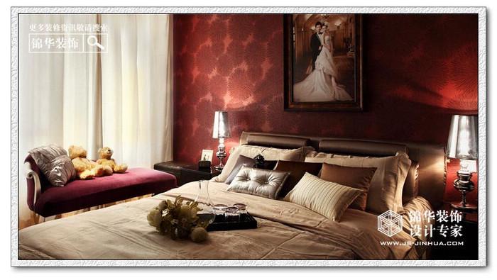 D大调的奢华-金地名京装修-两室一厅-现代简约