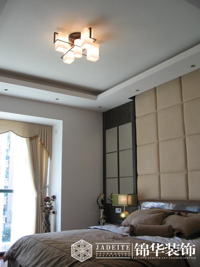 独享典雅之居装修-三室两厅-现代简约