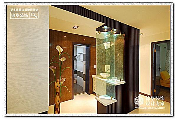 东渡国际青年城装修-两室两厅-现代简约