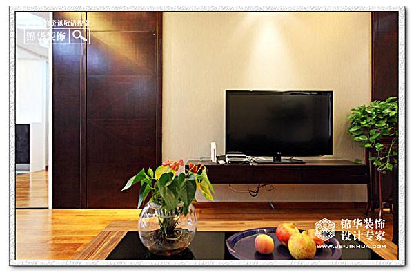 颐和惬意-仙龙湾装修-两室两厅-现代简约