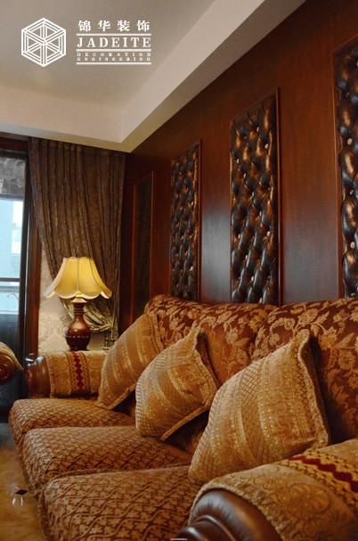 现代与欧式的完美结合(最新)装修-两室两厅-现代简约