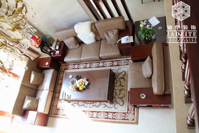现代中式装修-别墅-新中式