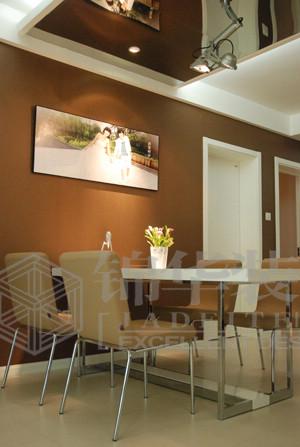 星海湾花园装修-三室两厅-现代简约