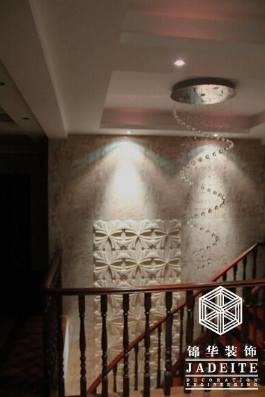 明珠苑(最新)装修-跃层复式-现代简约