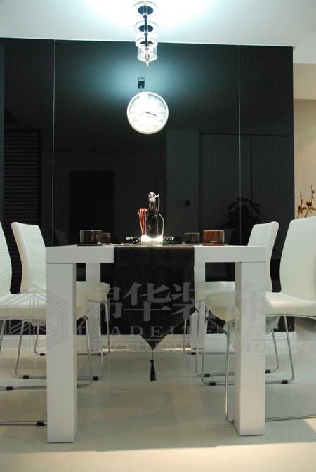 东晖花园装修-两室两厅-现代简约