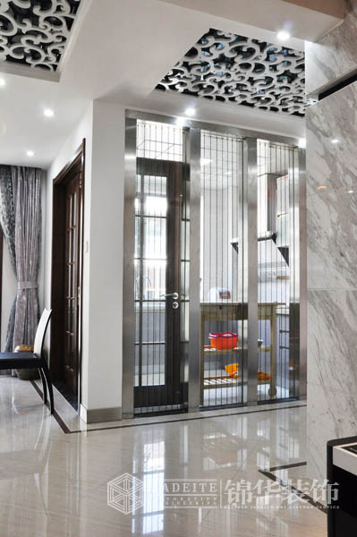 金通梅园(现代简约)装修-两室两厅-现代简约
