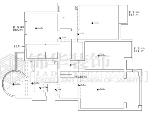 优山美地装修-三室两厅-现代简约