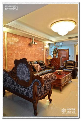 21世纪现代城--低调奢华装修-三室两厅-现代简约