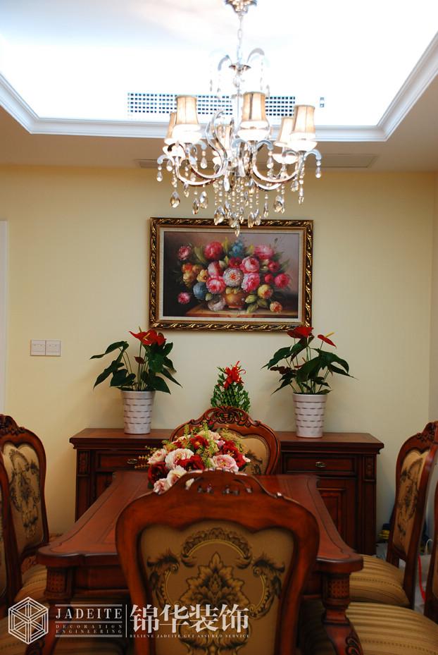万达D区116平简欧风格实景样板间装修-两室两厅-简欧