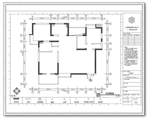 雅居乐花园装修-三室两厅-简欧