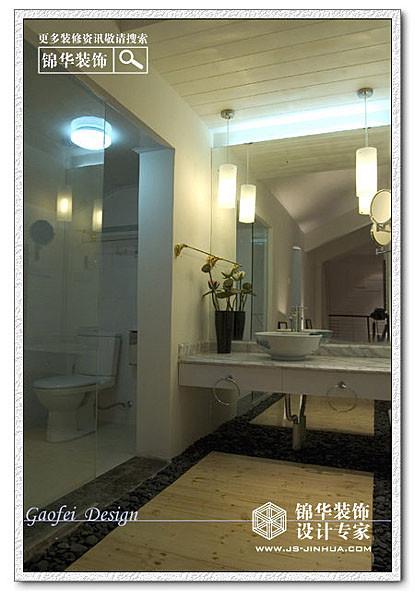 金鑫花园装修 三室两厅装修效果图 现代简约风格