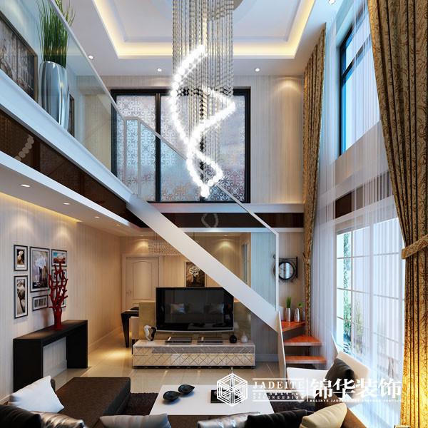 现代风格作品欣赏-张安装修-三室两厅-现代简约