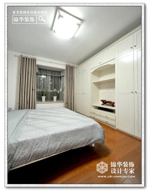 康泰佳苑装修-三室两厅-现代简约